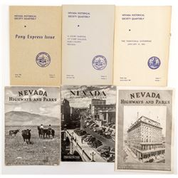 400 Nevada Reference Periodicals