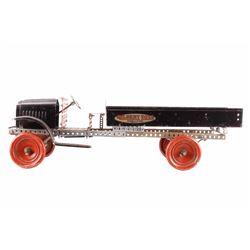"""Gilbert Toys Erector """"White Truck"""" 7 1/2 1928"""