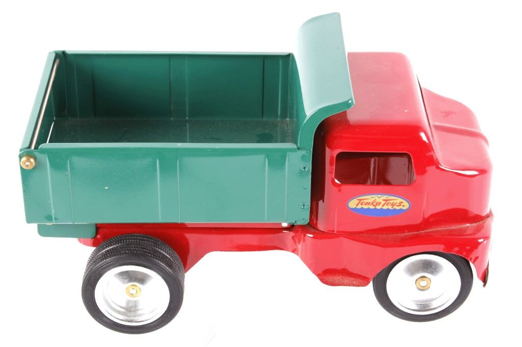 Tonka Toys Dump Truck MFGD by Hasbro