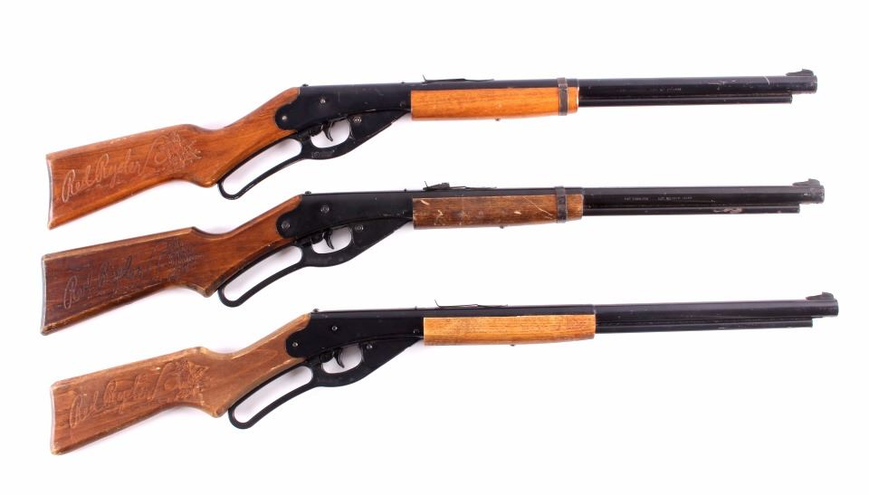 Daisy Red Ryder BB Gun Collection