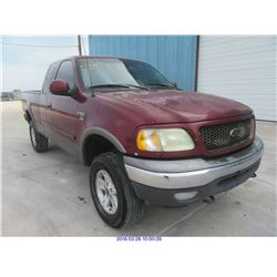 2003 - FORD F150