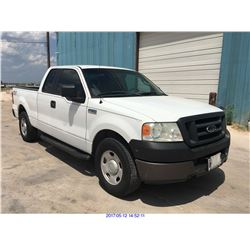 2005 - FORD F150 // TEXAS REG ONLY