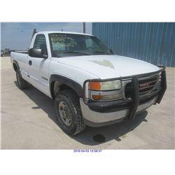 2000 - GMC SIERRA 2500