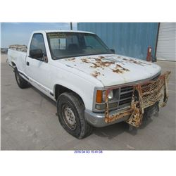1989 - GMC SIERRA 2500