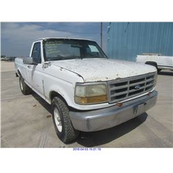 1992 - FORD F150
