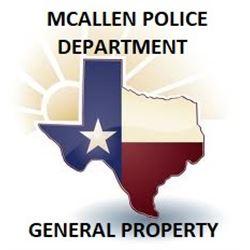 MCALLEN POLICE DEPARTMENT GENERAL PROPERTY