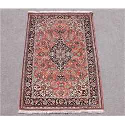 Investment Breathtaking Quality Silk Persian Qum 4x5