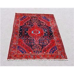 Beautiful Hand Woven Nahavand Design Persian