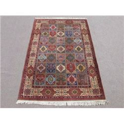 Absolutely Gorgeous Handmade Semi Antique Persian Tabriz 7x10