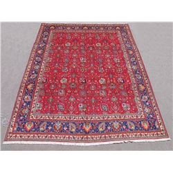 Absolutely Captivating Authentic Persian Tabriz 10x13