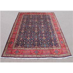 Special and Unique Semi Antique Persian Tabriz 10x13