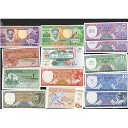 Central Bank van Suriname. 1963-98 Issues.