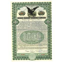 Driggs-Seabury Ordnance Co., 1915 Specimen Bond