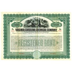 Virginia-Carolina Chemical Co., ca.1940-1950 Specimen Bond