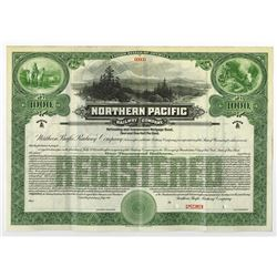 Northern Pacific Railway Co., 1947 Specimen Bond