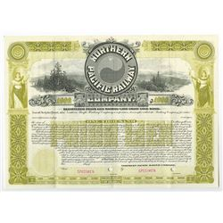 Northern Pacific Railway Co., 1971 Specimen Bond
