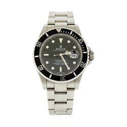 Rolex Stainless Steel Submariner Date Men's Watch
