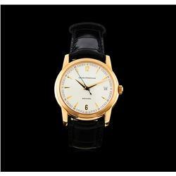 Girard Perregaux La Chaux-de-Fonds 18KT Pink Gold Watch