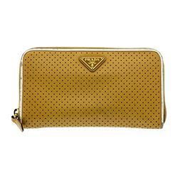 Prada Brown Wallet