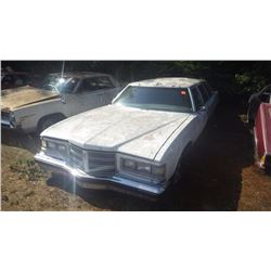 1979 PONTIAC CATALINA LIMOSINE 455 CID ENGINE ANF TURBO 400 UNIT WILL RUN AND DRIVE