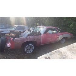 1975 PONTIAC GRAND AM AN ORIGINAL 455 CAR