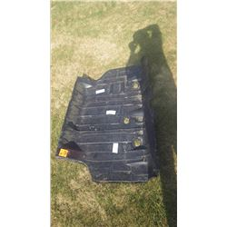 1968-72 GM A BODY TRUNK FLOOR REPAIR PANELS (2 PIECES)