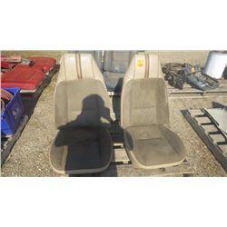 2 CAMERO BUCKET SEATS