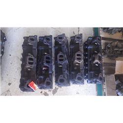 5 PONTIAC HEADS INCLUDING 6X, 6H 99,4X,7B2