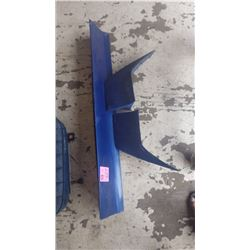 COMPLETE CAMERO REAR SPOILER ASSEMBLY