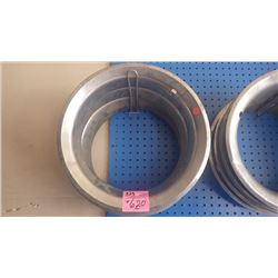 SET OF 4 TRIM RINGS FOR RALLY WHEELS