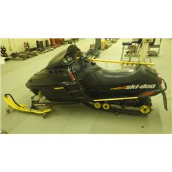 RECENT ENGINE REBUILD BY PINES POWER SPORTS PRINCE ALBERT ...1998 SKIDOO MACH Z 800 SNOWMOBILE MDRP