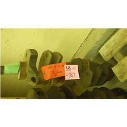 "1 1968-1979 400 PONTIAC CRANKSHAFT  2-3/4"" FLANGE (N)"
