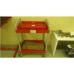 PORTABLE NEWER TOOL CART