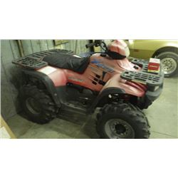 POLARIS EXPLORER 400 QUAD (4X4 DOES NOT WORK, NEEDS A FRONT SPROCKET)