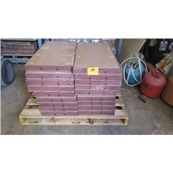 Pallet of Symons Concrete Wall Forms - Steel Ply Panels