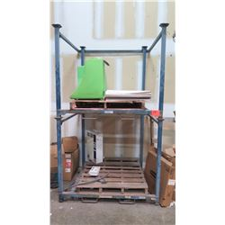 """Unicor Pallet Racking 48""""X53"""" Footprint (98"""" H) - 3000 Lbs Rated Load"""