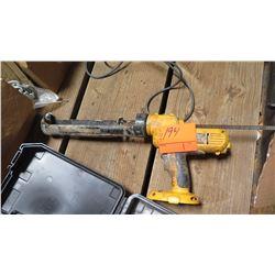 Dewalt DC546 Adhesive Gun, No Battery, No Charger