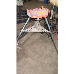Ridgid Tri-Stand (used with pipe threader?)