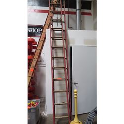 Extension Ladder (pieces separated)