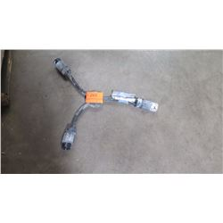 Power Distribution Box Cable Splitter