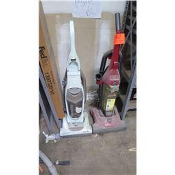 Qty 2 Vacuum Cleaners