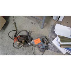Bosch 11240 Hammer Drill, Cutting Torch, Regulators