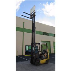 Yale Forklift - 4000 Capacity, Side-Shift, 3-Stage, Propane (model GLC040AFNUAE082)