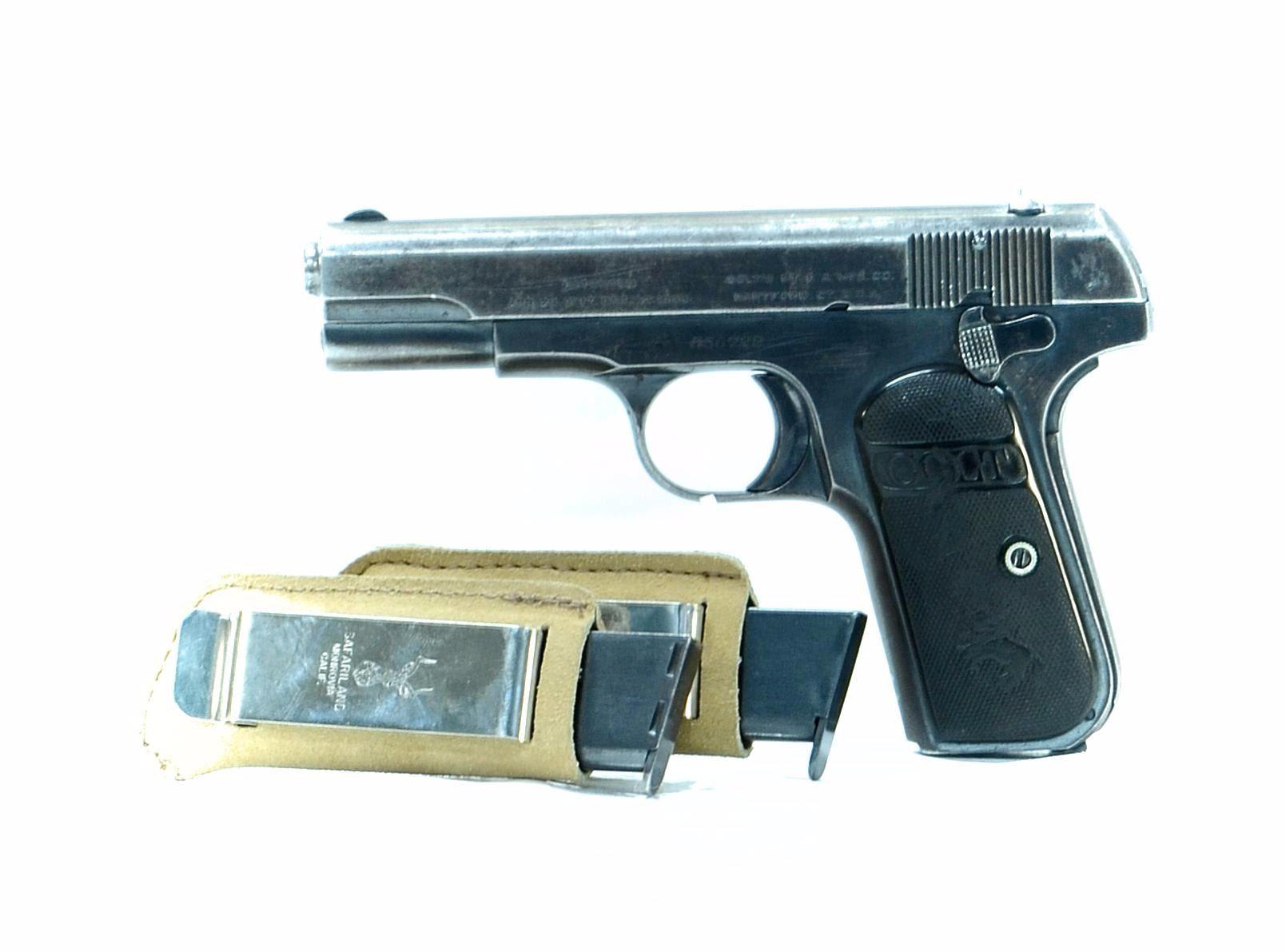 COLT 1903- CAL  32 RIM LESS *THIS IS A PROHIBITED HANDGUN*