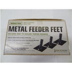 MOULTREE METAL FEEDER FEET