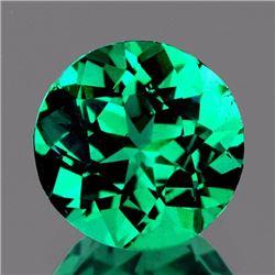 Natural Paraiba Green Apatite 7.50 MM {VS}