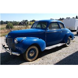 Restored 1940 Chevy- 2 Door Business Coupe- 06450 Miles- Frame Up Restoration