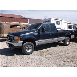 1999 F-250 Super Duty Pick Up- V10- 4X4- 222000 Miles- 5 Speed- New Brakes- 1 Ton Rear Axle