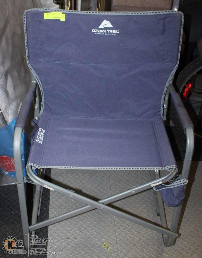 Incredible Ozark Trail Rocking Camp Chair Inzonedesignstudio Interior Chair Design Inzonedesignstudiocom