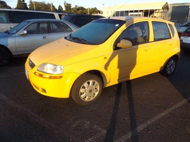 2004 Chevrolet Aveo Speeds Auto Auctions